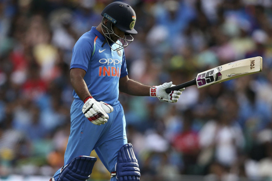 Gautam Gambhir believes Ambati Rayudu should have been part of the World Cup sqaud