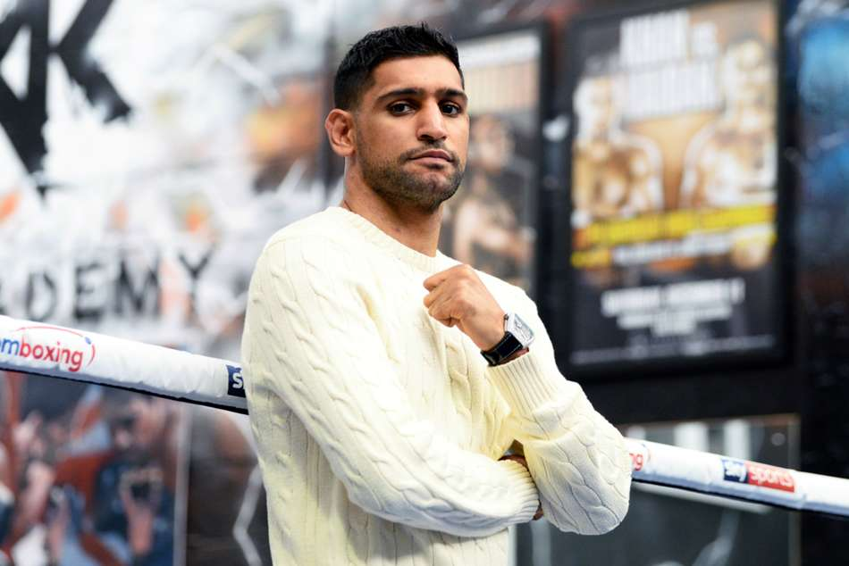 Amir Khan Big Fights Terence Crawford New York