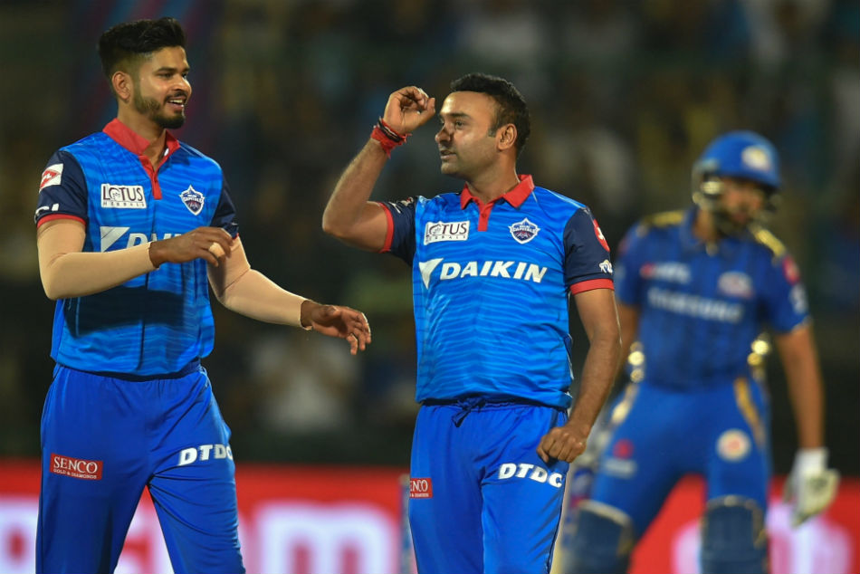 Ipl 2019 Amit Mishra Becomes First Indian Bowler To Pick Up 150 Ipl Wickets