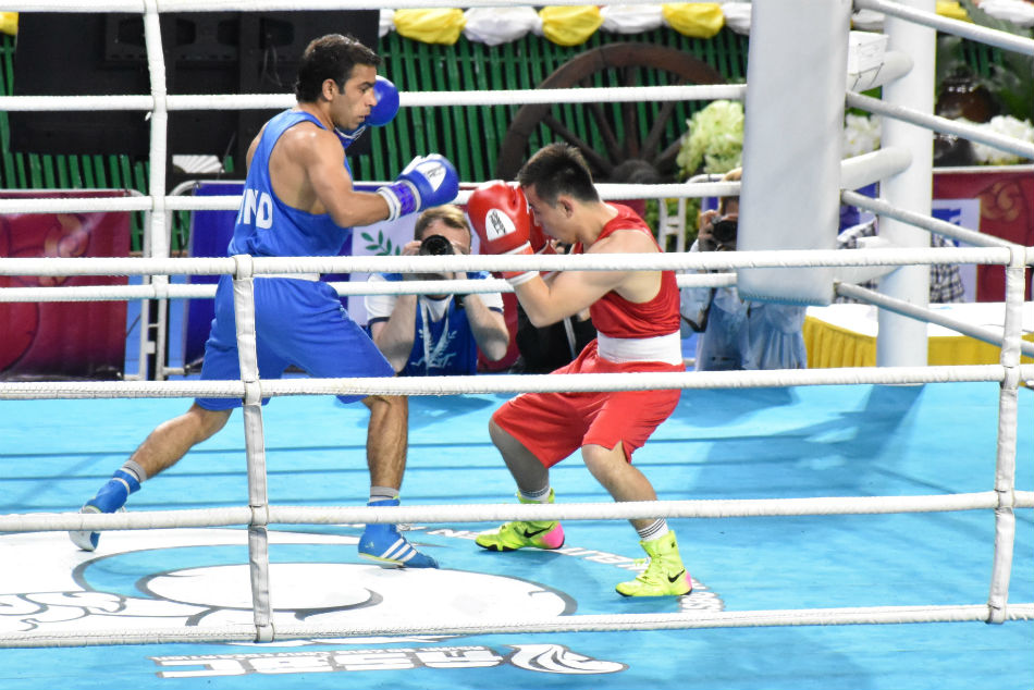 Asian Boxing Championships 2019 Amit Paghal Tames Hasanboy Dusmatov Again