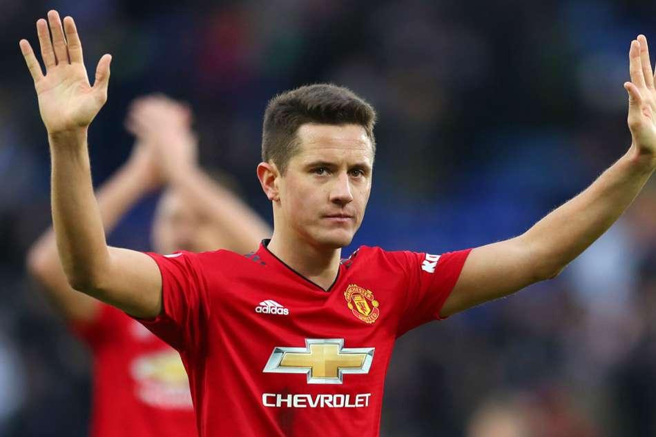 Solskjaer Herrera Manchester United Psg Transfer News