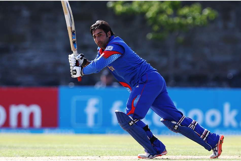 Afghanistan Cricket World Cup Captain Afghan Rashid Nabi
