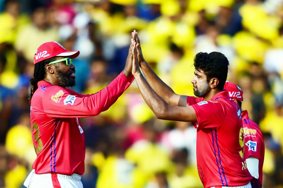 Ipl 2019 Ashwin Defends Decision To Play Only Two Spinners Chennai