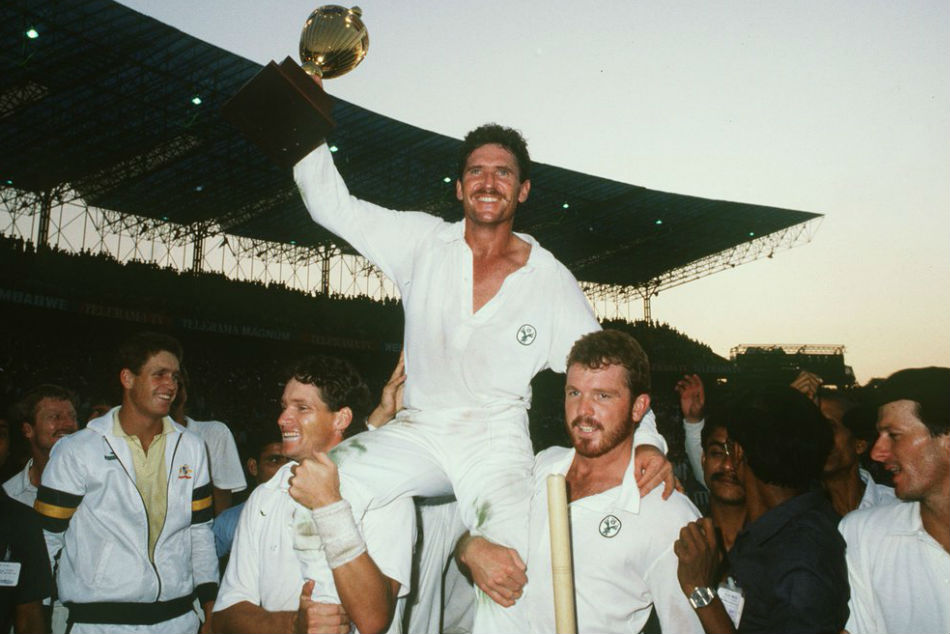 World Cup 1987 Australia Replaced West Indies As The New Powerhouse Of World Cricket