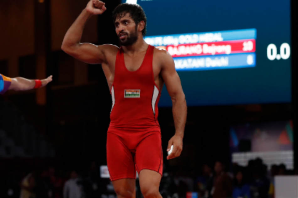 Asian Wrestling Championship 2019: Bajrang Punia reclaims gold with tough win in final