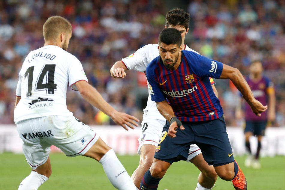 Barcelona Close In On La Liga Title