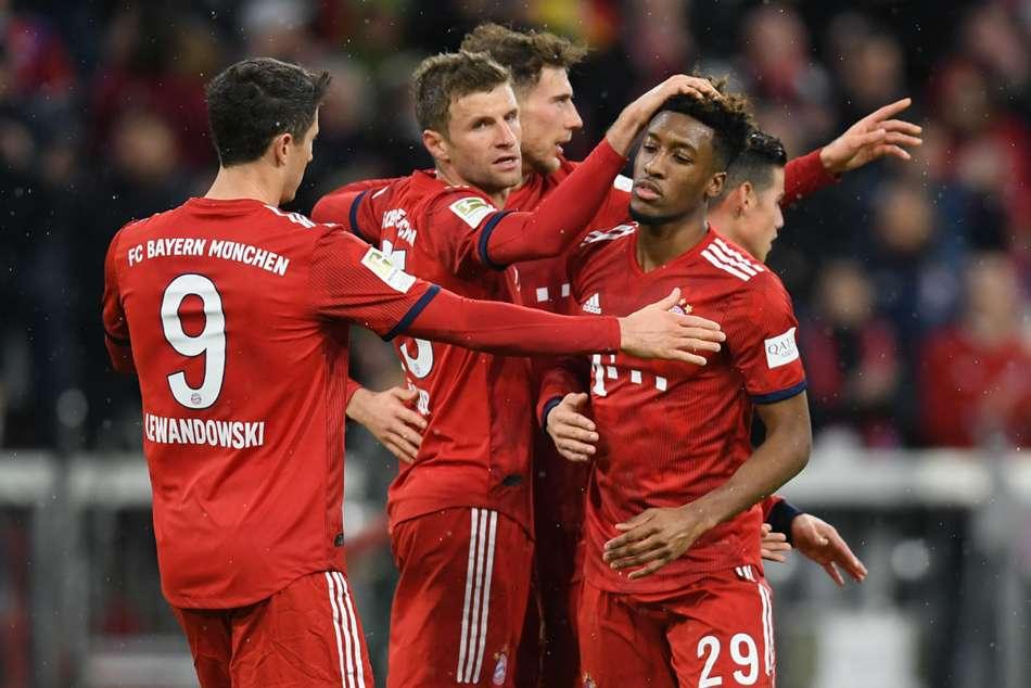 Bayern Munich Play Against China Allianz China Cup Bundesliga