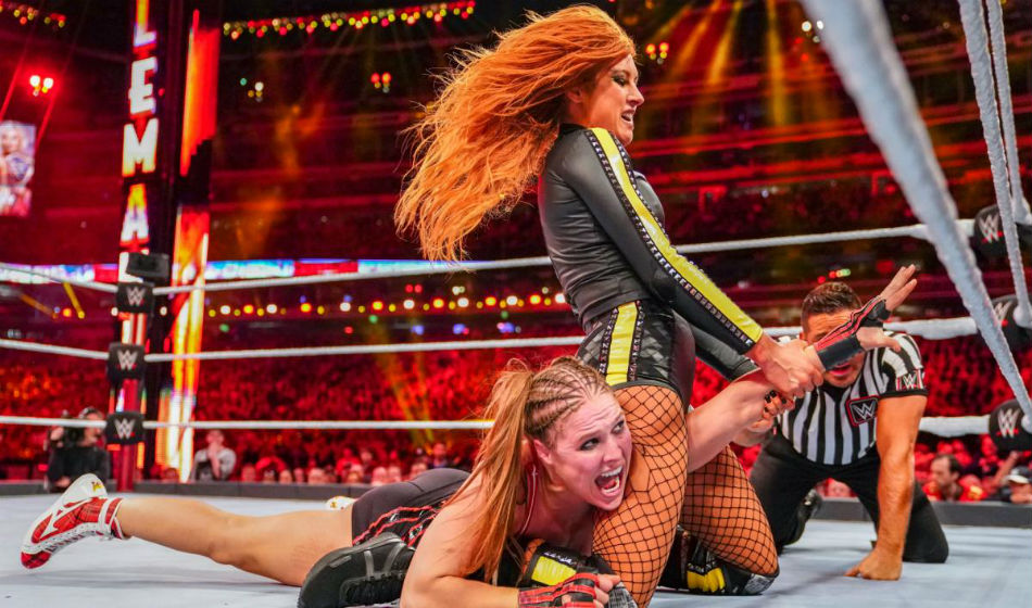 Update On Ronda Rousey Wwe Future After Wrestlemania