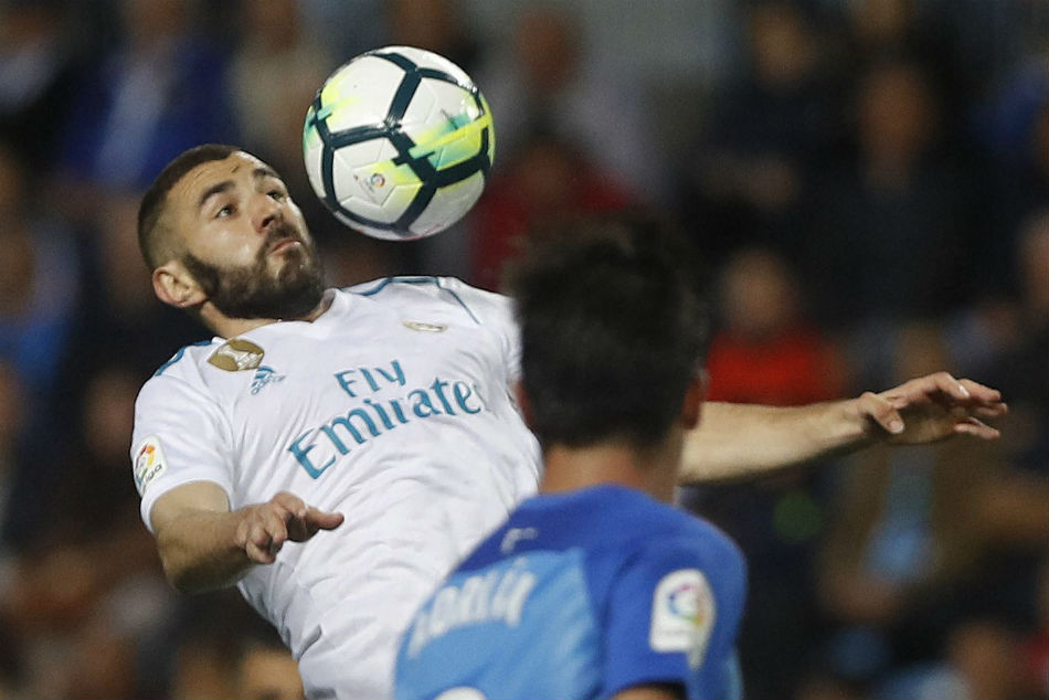 Benzema Saves Real Madrid The Blushes