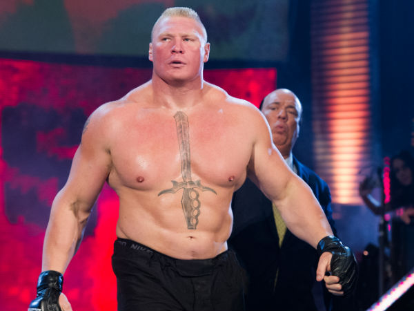 Brock Lesnar looks to gain momentum