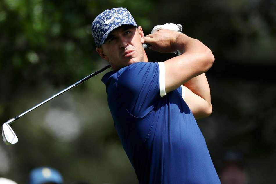 Masters Round One Report Brooks Koepka Bryson Dechambeau Lead