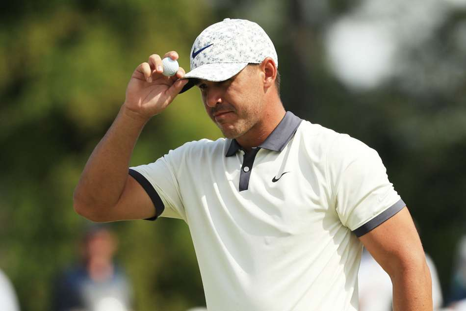 Masters Round Two Quotes Brooks Koepka Augusta