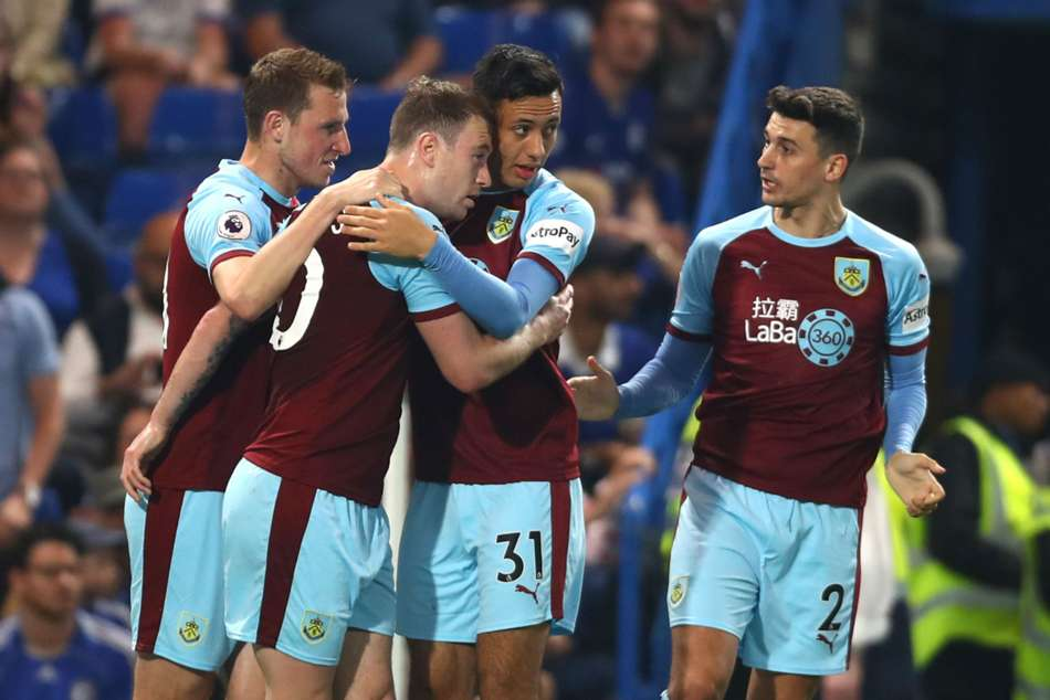 Chelsea Burnley Premier League Match Report