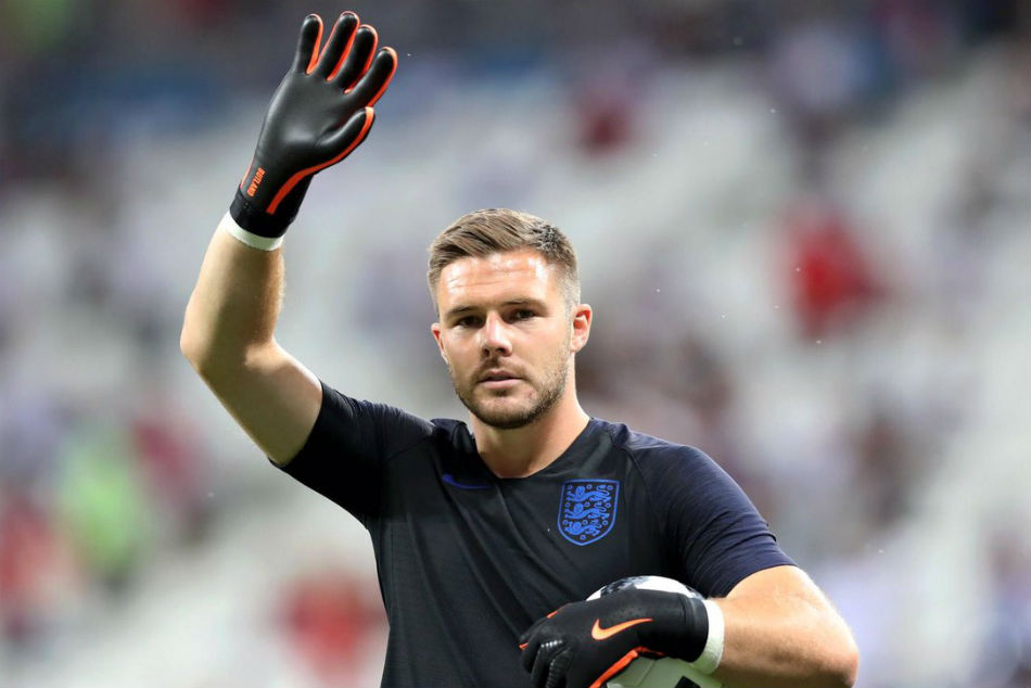 Stoke Want 30m For England Keeper