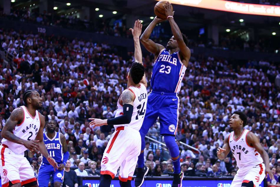 Nba Playoffs Wrap 2019 Update 76ers Hold Off Raptors Nuggets Trail Blazers