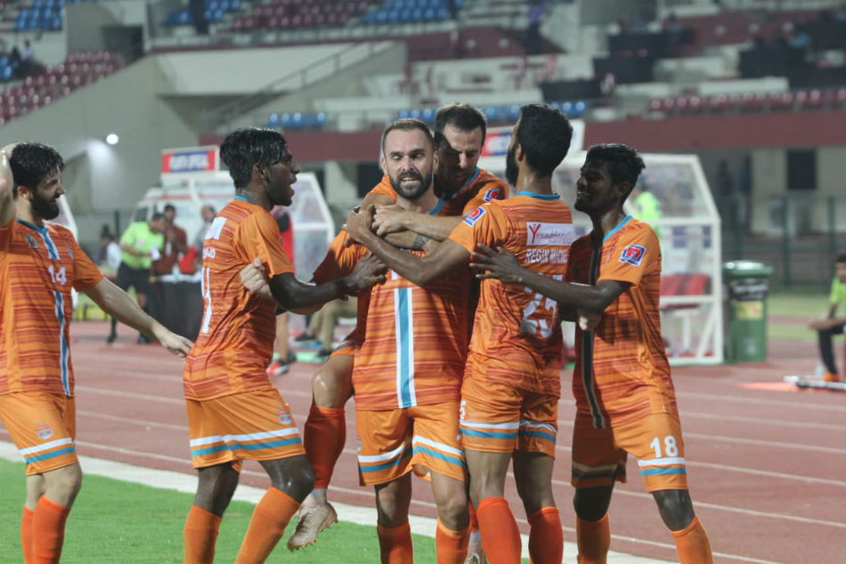 Super Cup Chennai City Knock Out Champions Bengaluru Fc