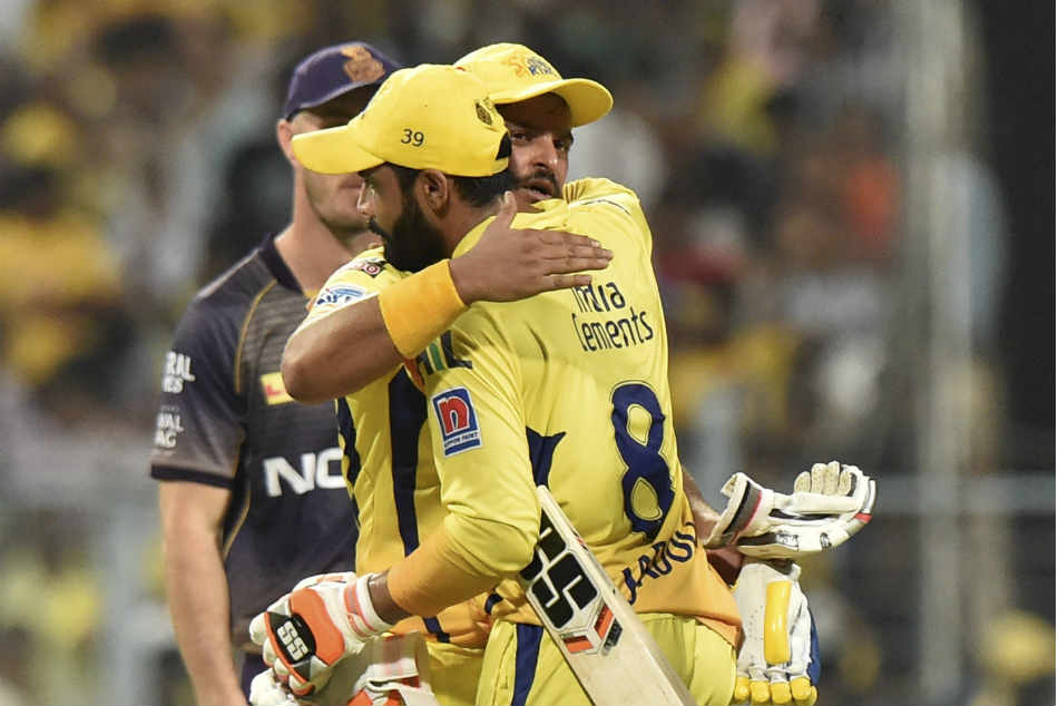 Chennai Super Kings will be favourite against Hyderabad