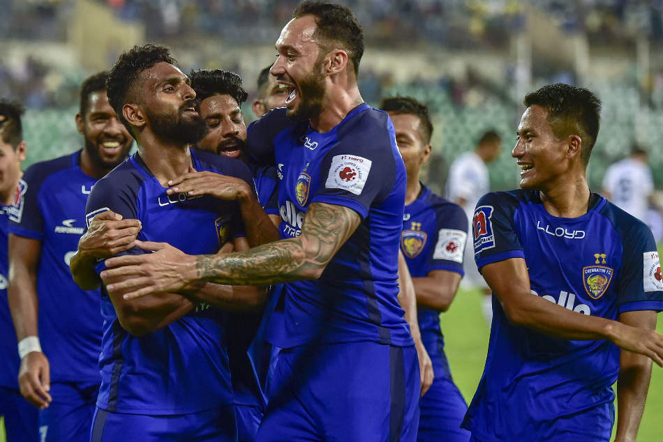 Chennaiyin FC notch up maiden win in AFC