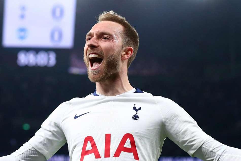 Tottenham Brighton Hove Albion Premier League Match Report Christian Eriksen