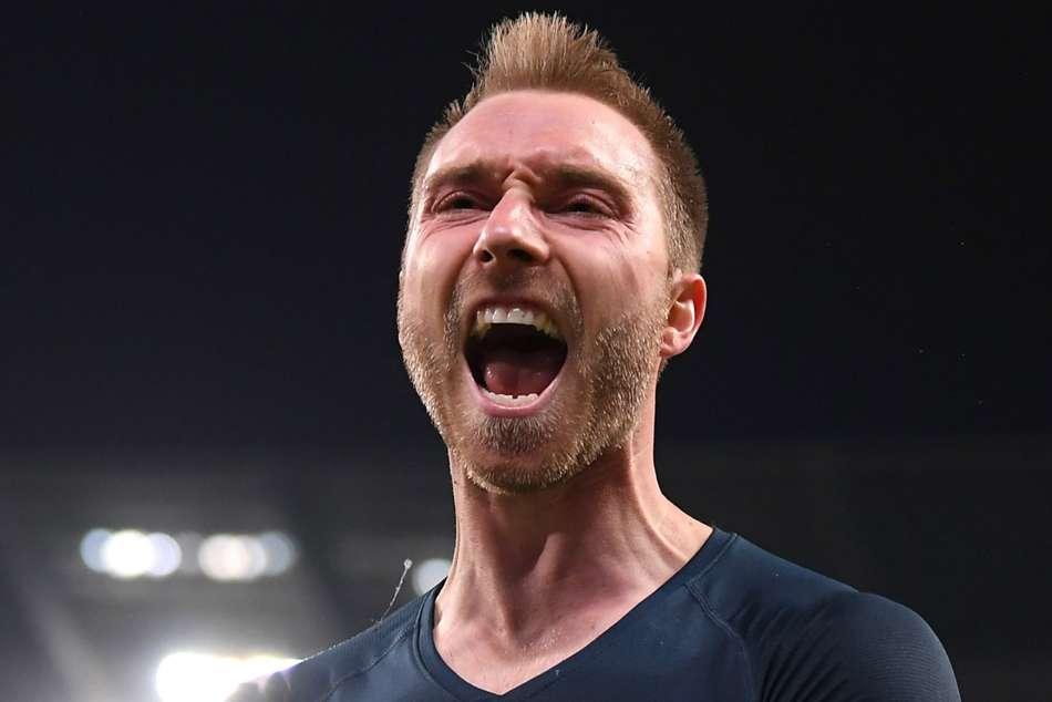 Christian Eriksen Luckiest Guys Tottenham Manchester City