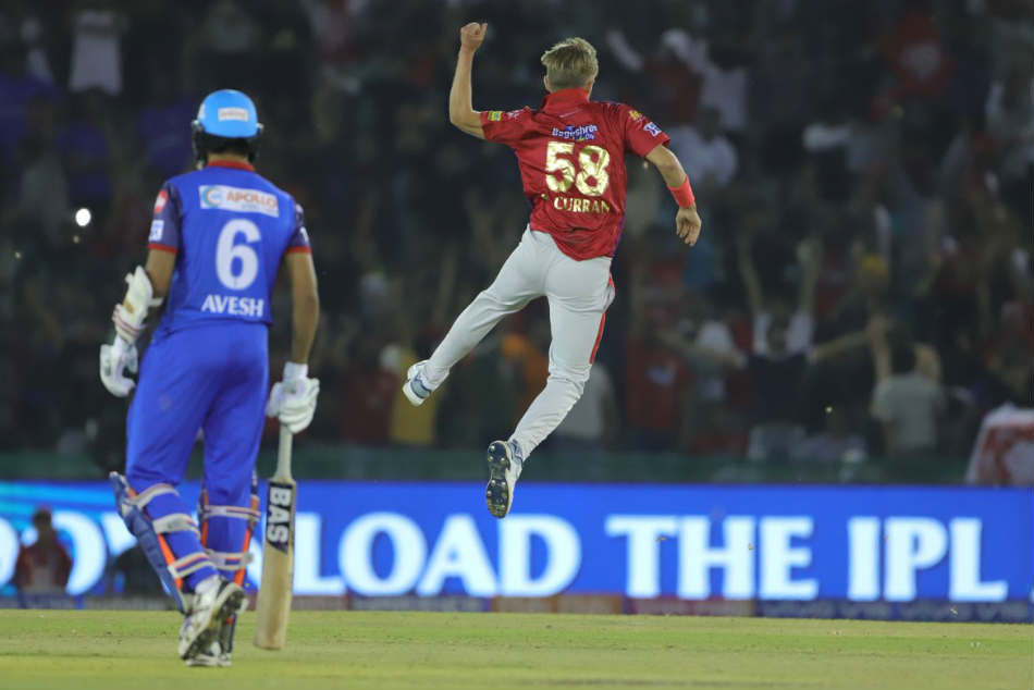 Ipl 2019 Kxip Vs Dc As It Happened Curran Hat Trick Powers Kings Xi To Thrilling Win
