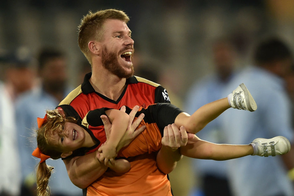 IPL 2019: David Warner says he tried becoming a better husband and father during days away from the field