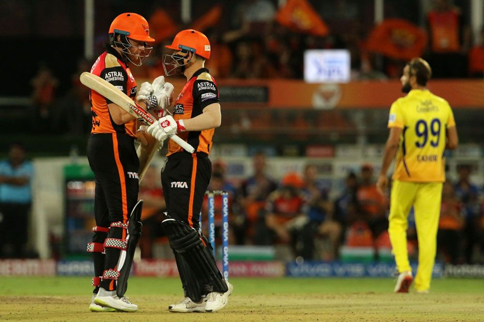Ipl 2019 Sunrisers Hyderabad Vs Chennai Super Kings Live Updates