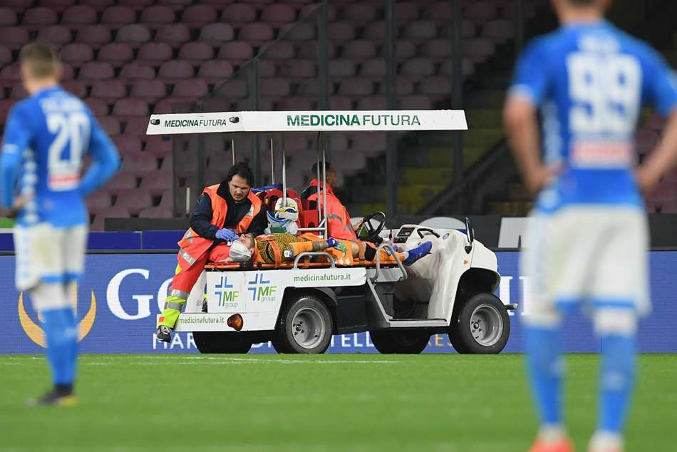 Fifa Concussion Head Injury Ospina Schar Lopes