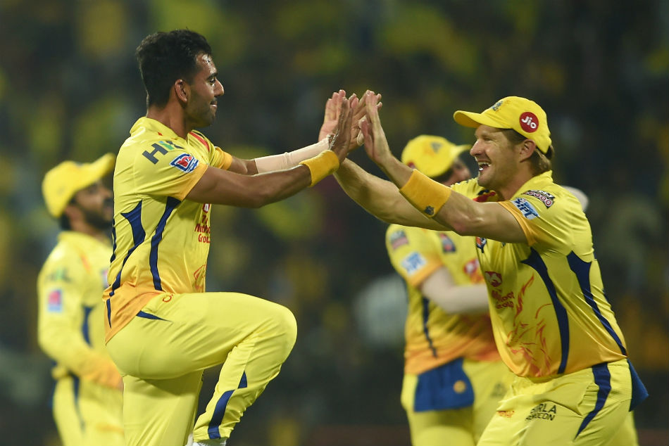 IPL 2019: Chahars three-for, spinners guide Chennai to a clinical 7-wicket win over Kolkata - As it happened