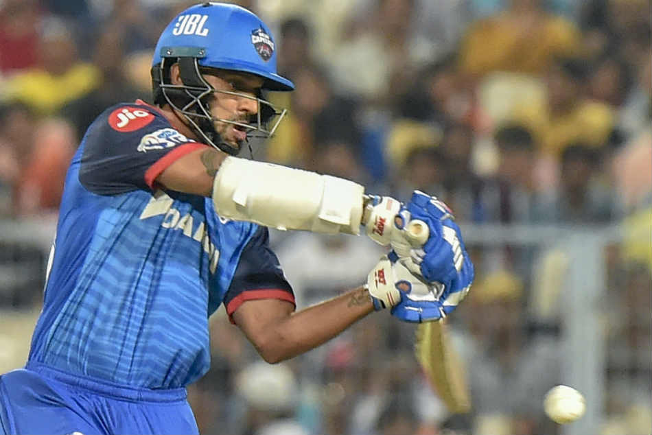 Shikhar Dhawan made a sublime 97 to power Delhi Capitals to a 7-wicket win over Kolkata Knight Riders