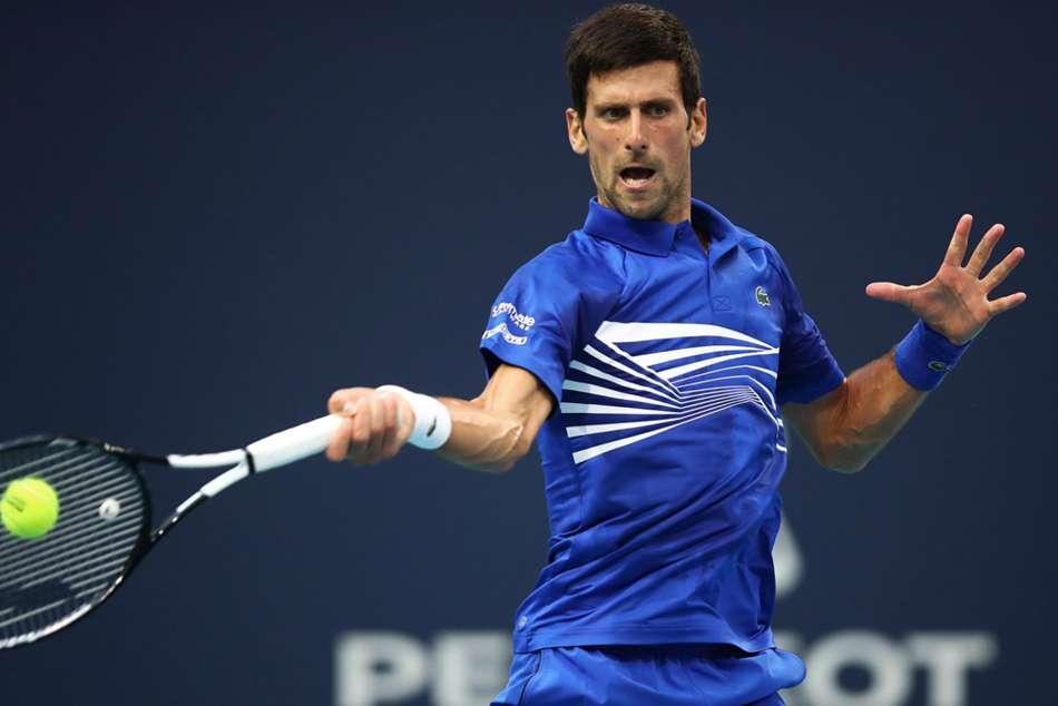 Monte Carlo Masters Djokovic Nadal Favourite Warwrinka Wins Opener