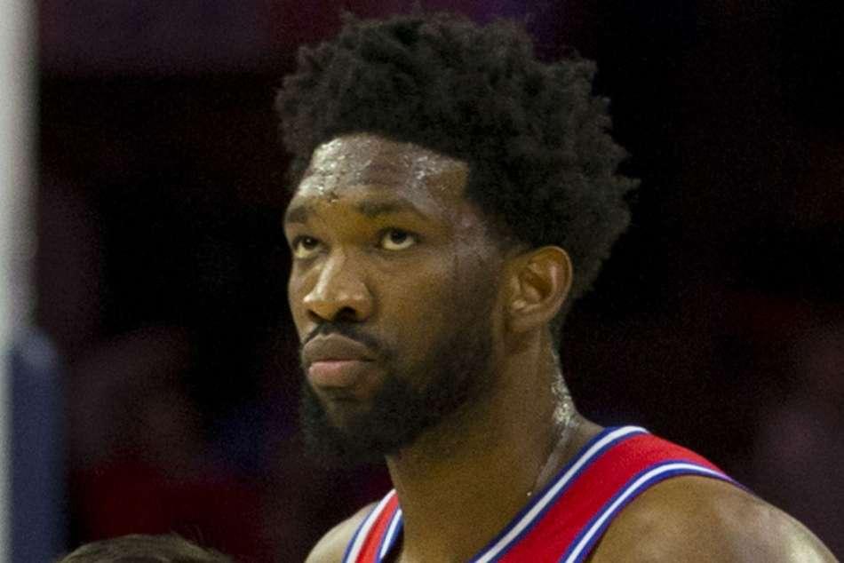 Joel Embiid Injury Update 76ers Star Unsure Of Game 1 Status Vs Nets