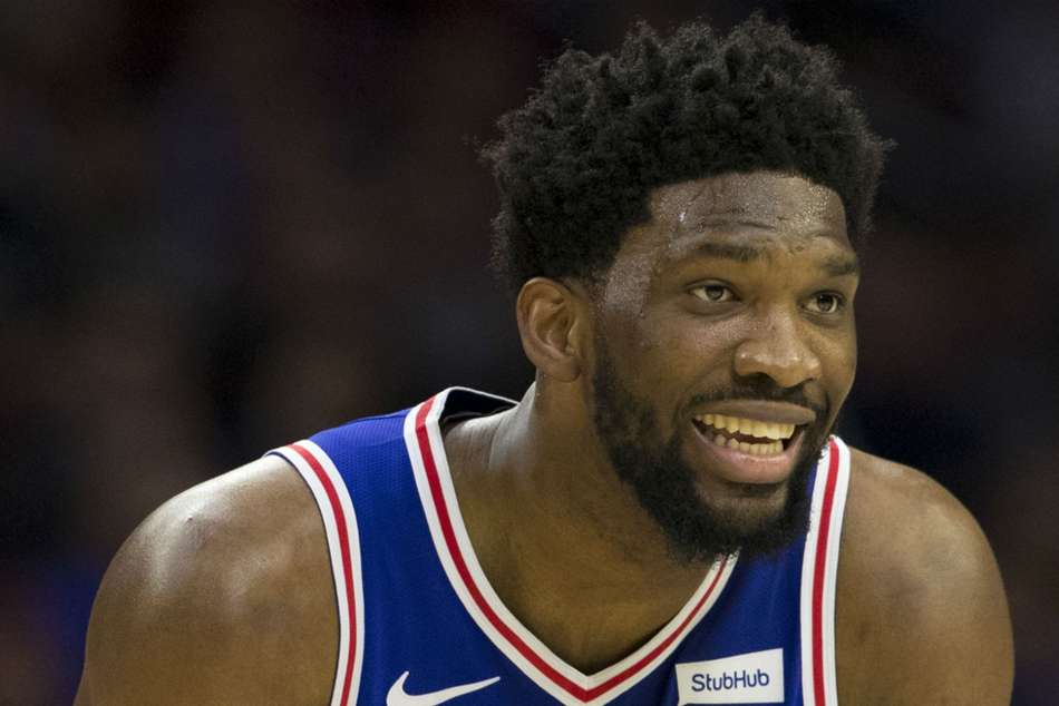 Nba Playoffs 2019 Joel Embiid Increase Workload Despite Bothersome Knee