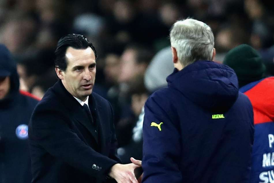 Arsenal Manager Unai Emery Compared With Arsene Wenger