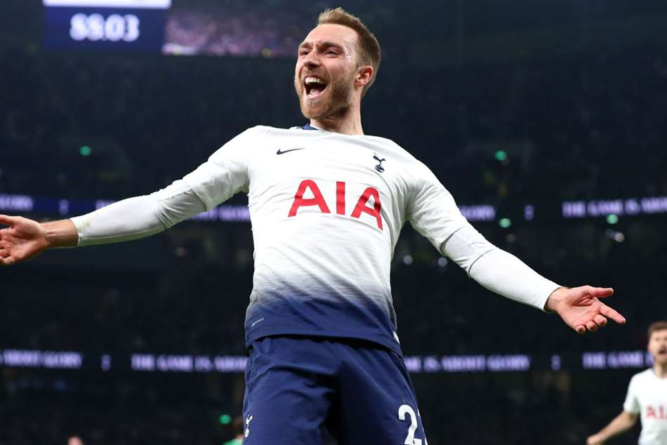 Dannny Rose Vital Tottenham Keep Christian Eriksen Contract Extension Premier League