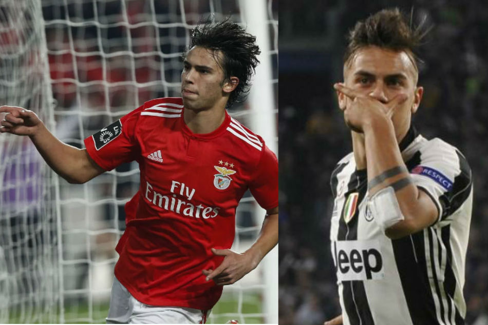Joao Felix in and Paulo Dybal out at Juventus?