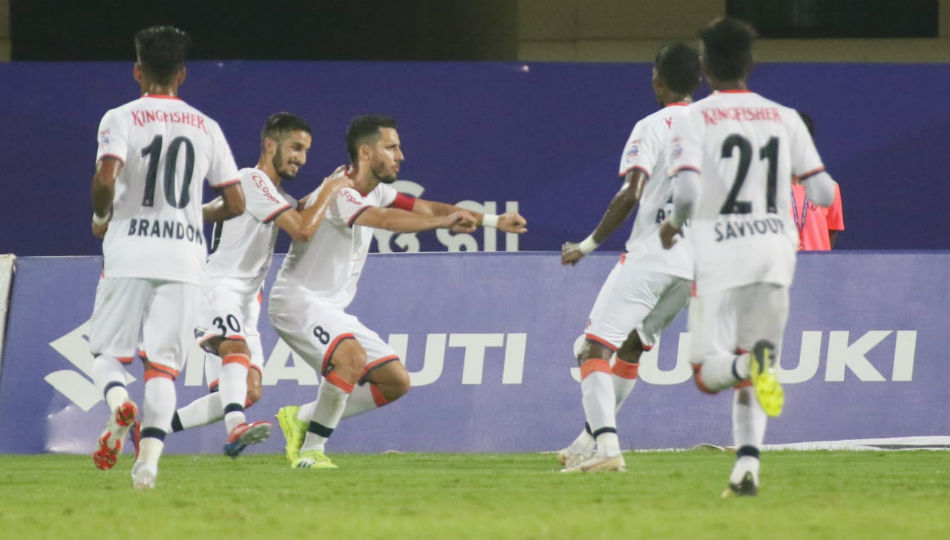 Super Cup Fc Goa Thrash Chennai City Fc To Enter Final