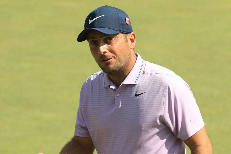 Francesco Molinari is in pole position to claim the green jacket