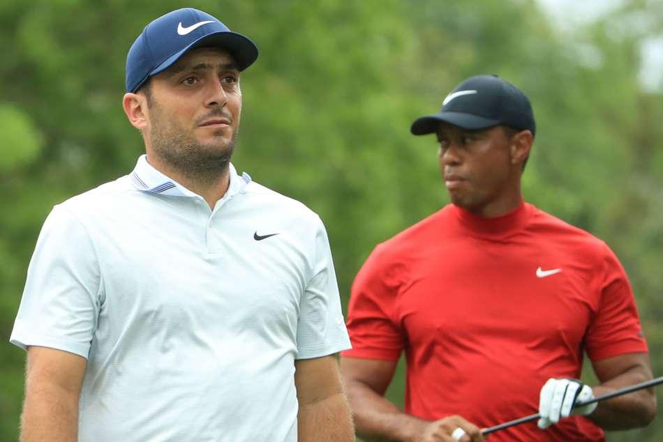 The Masters Final Round Francesco Molinari Tiger Woods Score Update