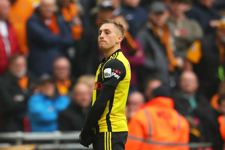 Watford 3 Wolves 2 Fa Cup Semi Final Gerard Deulofeu