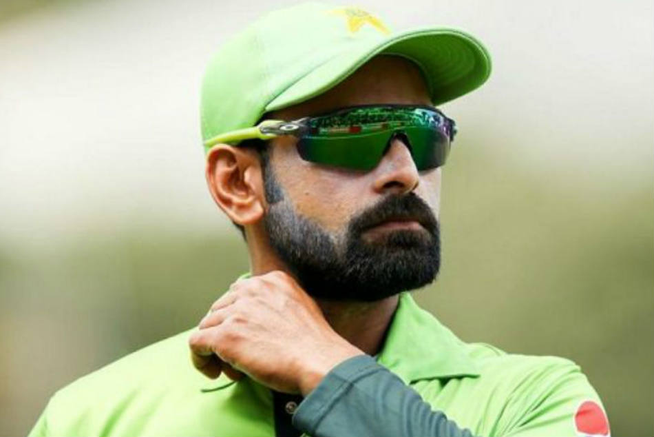 Icc World Cup 2019 Hafeez In Contention To Get A Berth In Pakistan Squad