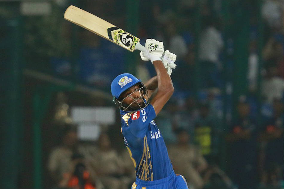 Hardik Pandya cameo powered MI to 40-run win over Delhi Capitals