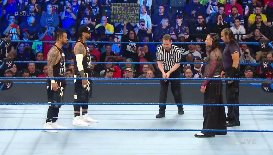 Record Breaking Hardy Boyz Claim Tag Titles On Wwe Smackdown