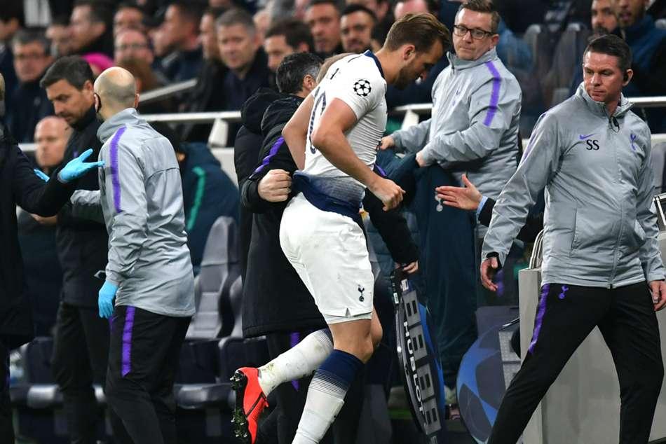 Kevin De Bruyne Manchester City Harry Kane Tottenham Champions League