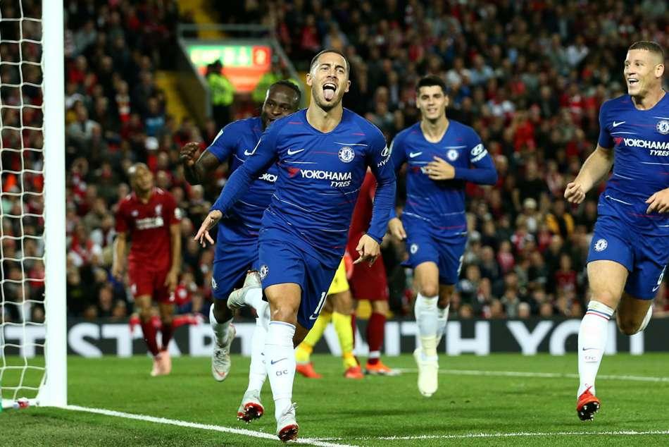 Sarri Hazard Can Help Us Become The Best Europa League