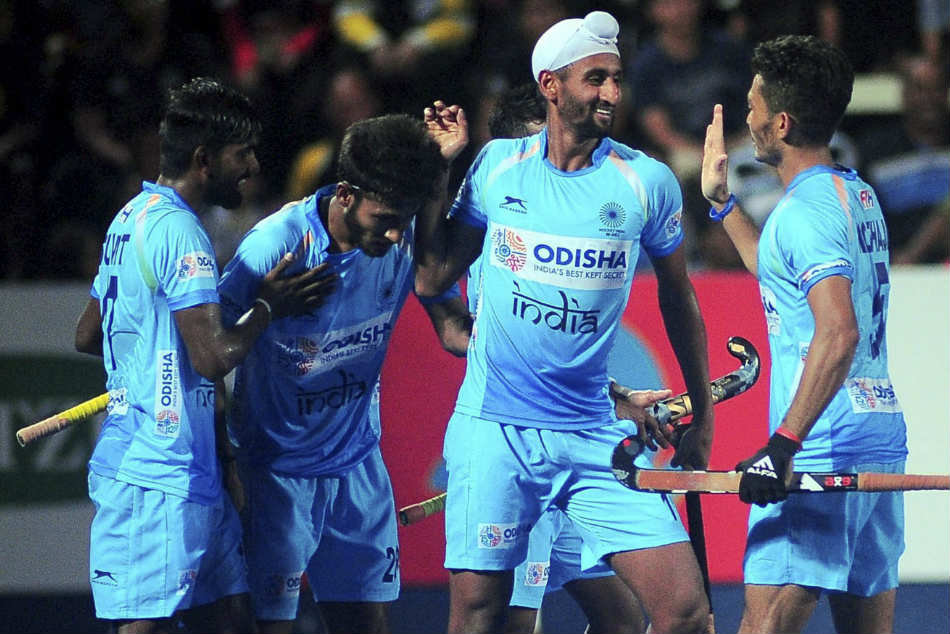 India To Play Russia In Fih Series Finals Opener On June 6th