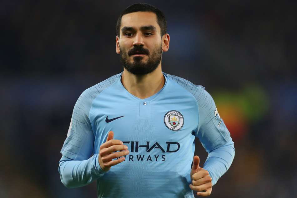 Gundogan Confident In Man Citys Quadruple Chances