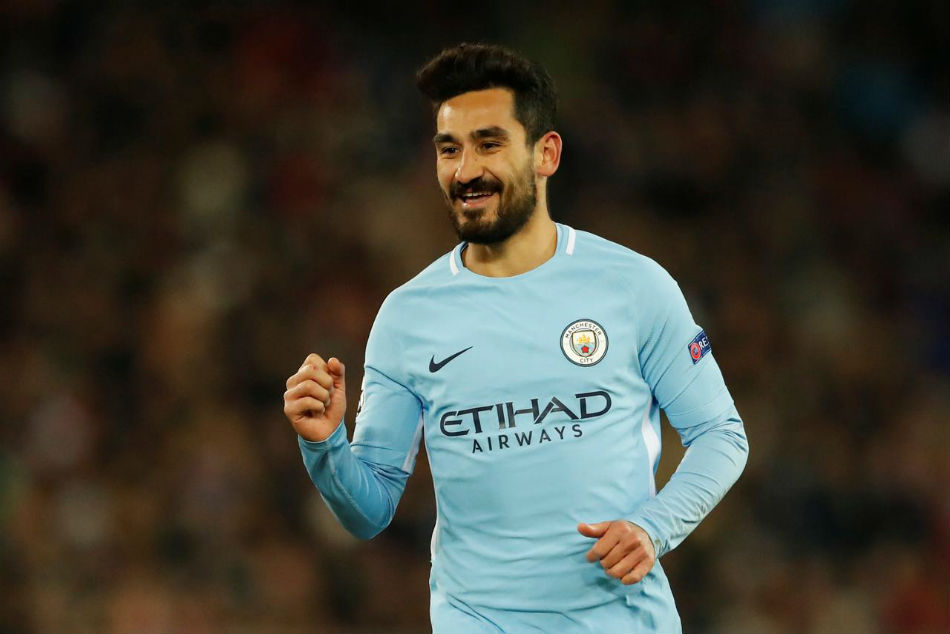Bayern Munich Plot Move For Ilkay Gundogan