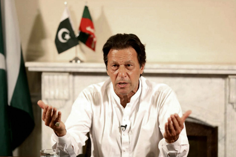 Spirit Unity And Passion Key To Success At World Cup 2019 Imran Khan