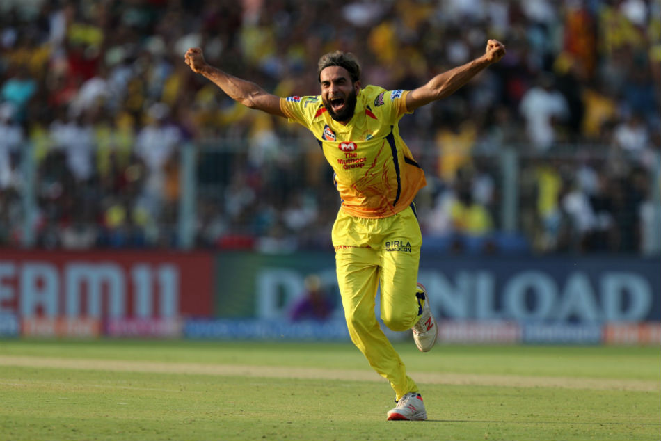 IPL 2019: Tahir four-for, Raina fifty, Jadejas finishing touches guide CSK home against KKR - As it happened